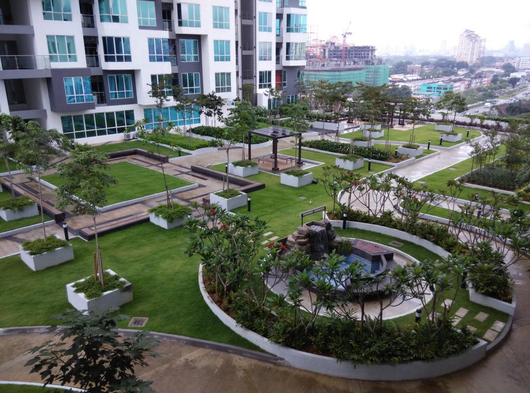 Zetapark Landscape