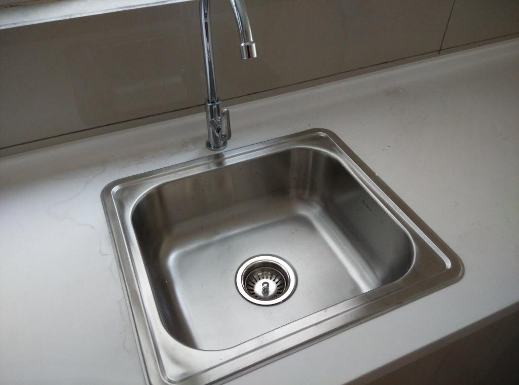 Zetapark Unit Sink