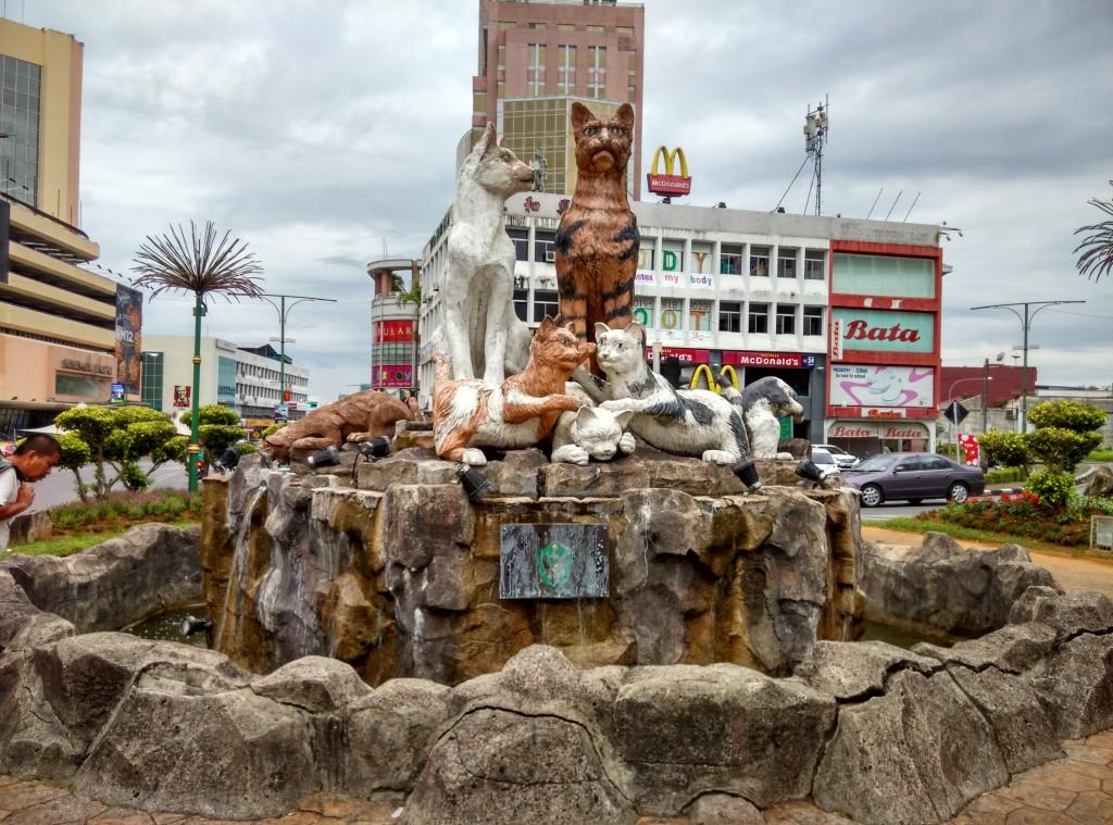 Kuching, Cat Town
