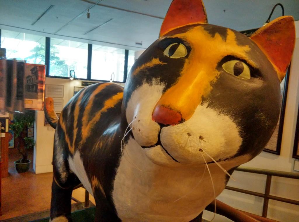Cat Muzuem, Kuching