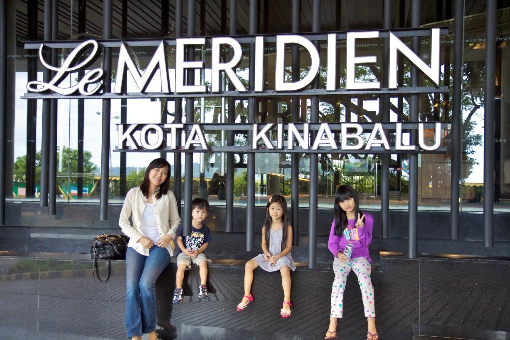 Le Meridien, Kota Kinabalu