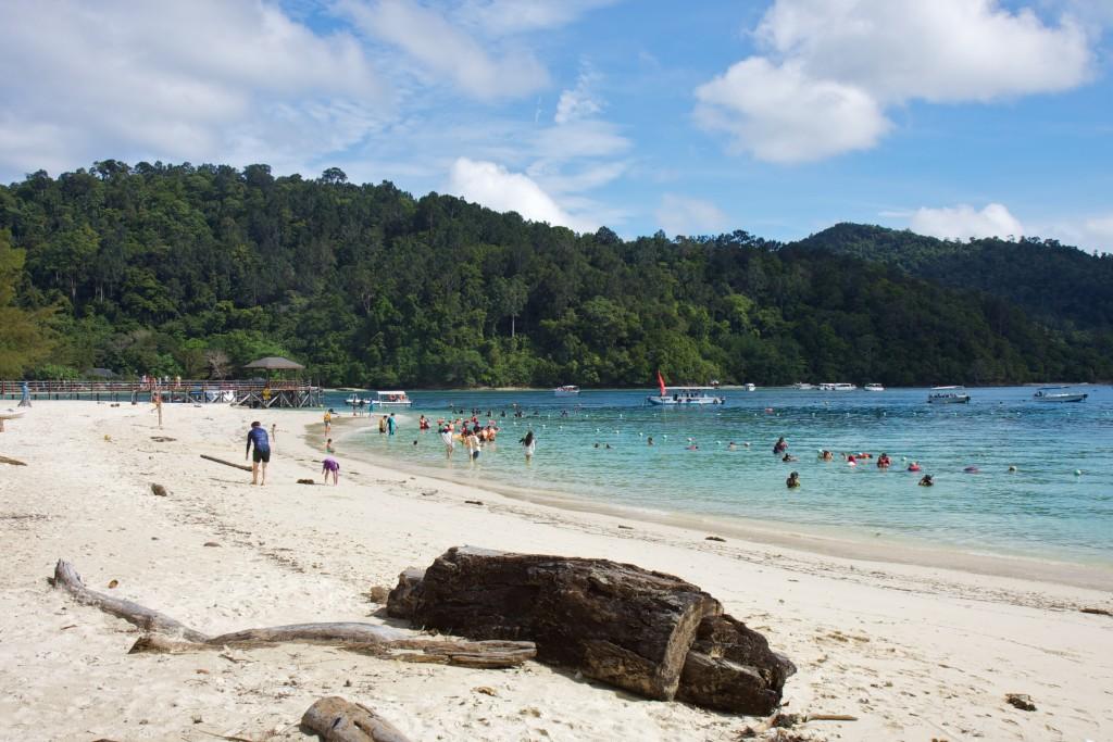 Sapi Island, Kota Kinabalu